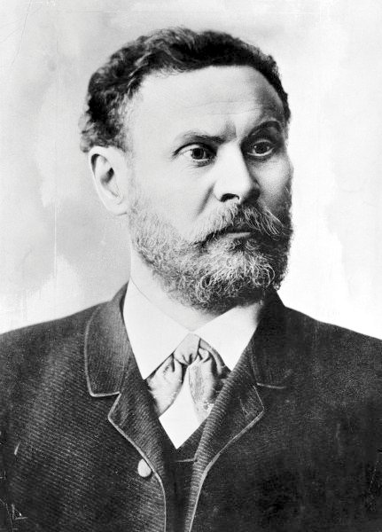 Portrait of Otto Lilienthal